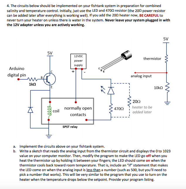 The Circuits Below Should Be Implemented On Your F    | Chegg com