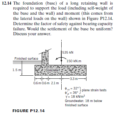 How To Calculate The Depth Of Footing For A Retention Wall Hunker
