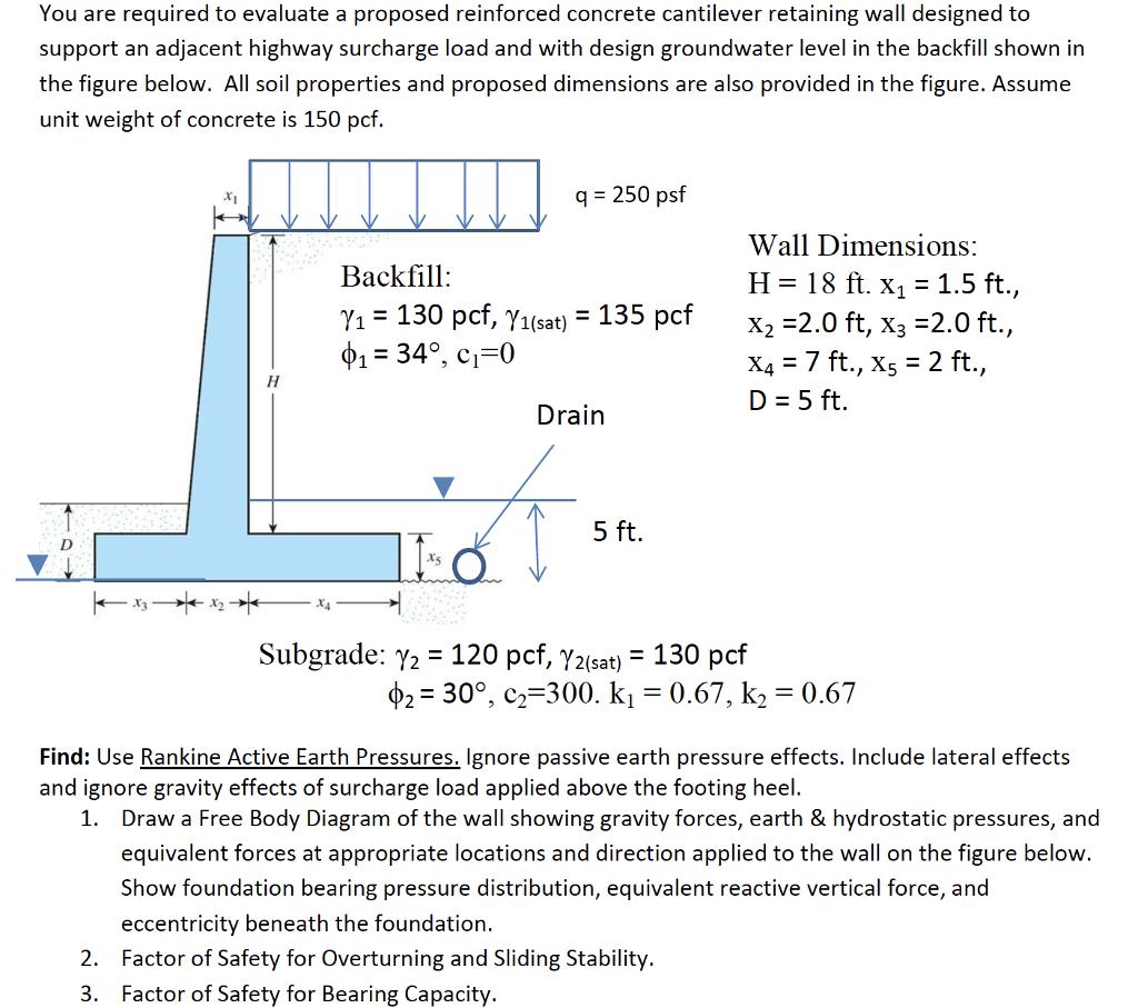 reinforced concrete wall design pdf