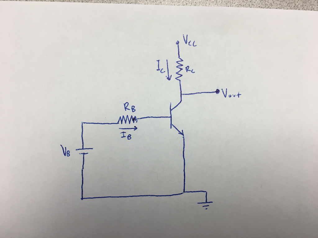 Solved Consider The Bjt Circuit Shown In Figure Below Series Rccircuit For Cheggcom Expert Answer