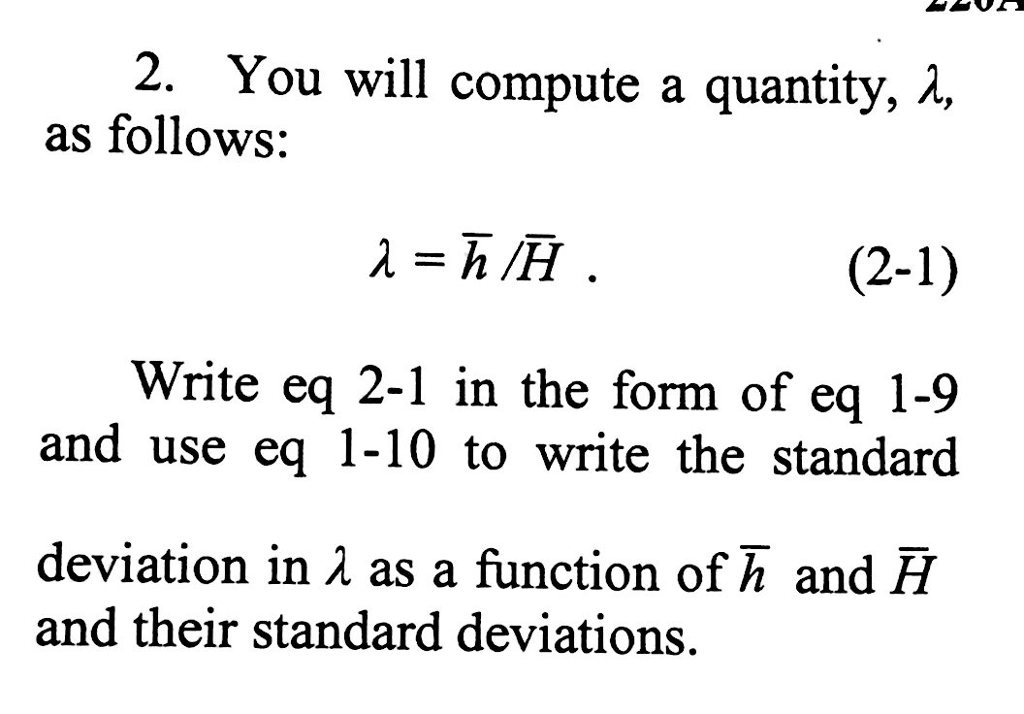 Solved Physics Question 1what Is The Precision Of A Mete