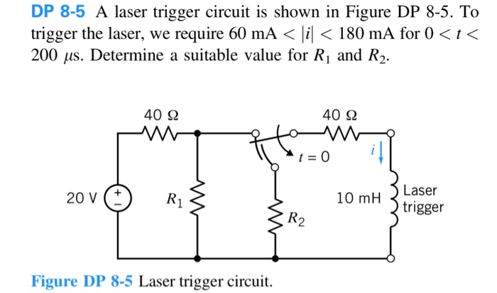 Solved: From The Textbook: Introduction To Electric Circui ...