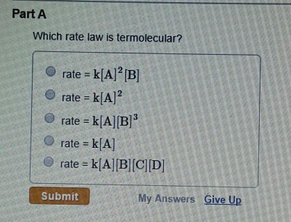 how to find rate law