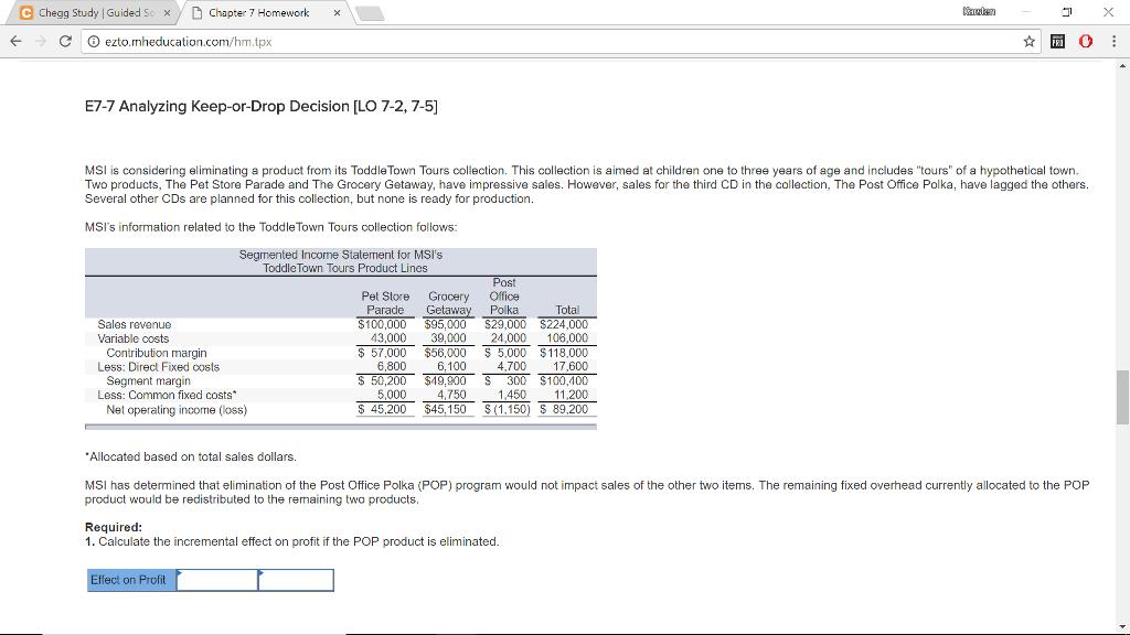 Solved: E Chegg Study Guided Sc Xy D Chapter 7 Homework