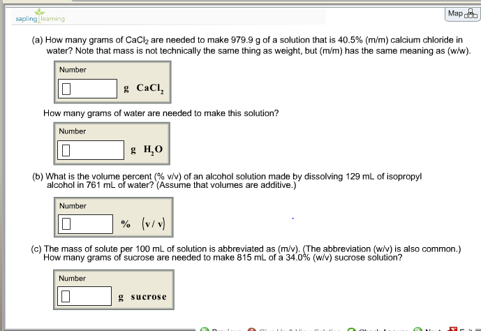 Solved: 1  2 3  4  5 How Many Grams Of Chlorine Gas Are Ne