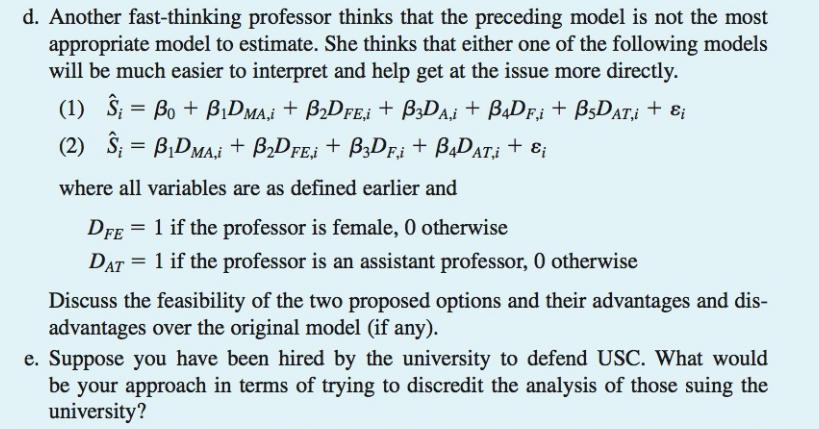 Solved: 7 4 The White Male Professors At The University Of