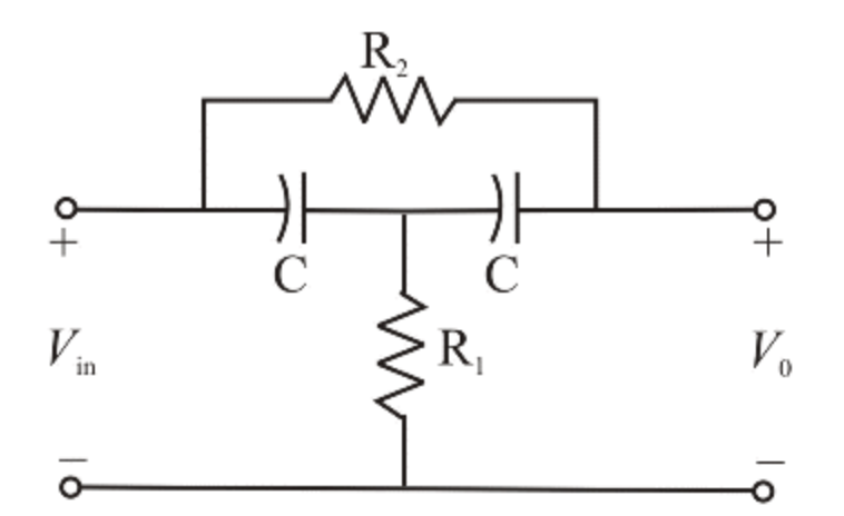 solved a bridged t network is often used in ac control sy