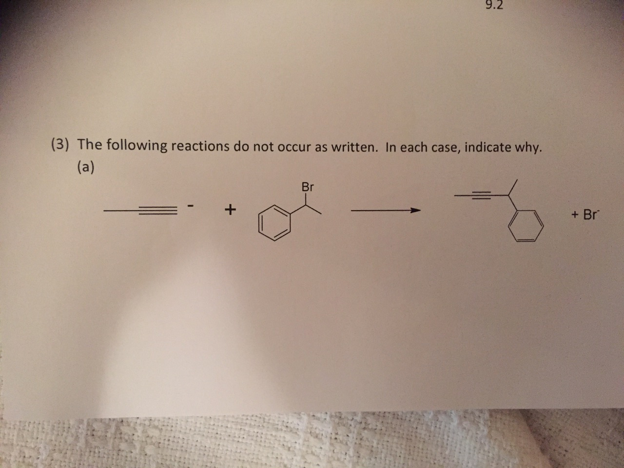 organic molecules lab report An introduction to functional groups in organic molecules you may choose to submit an individual or group report for this lab.