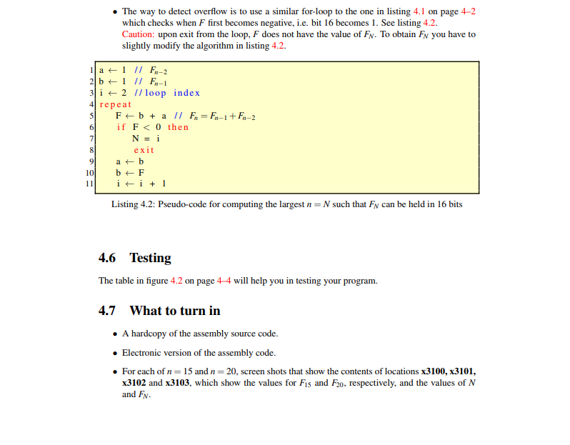 1  Write A Program In LC-3 Assembly Language That     | Chegg com