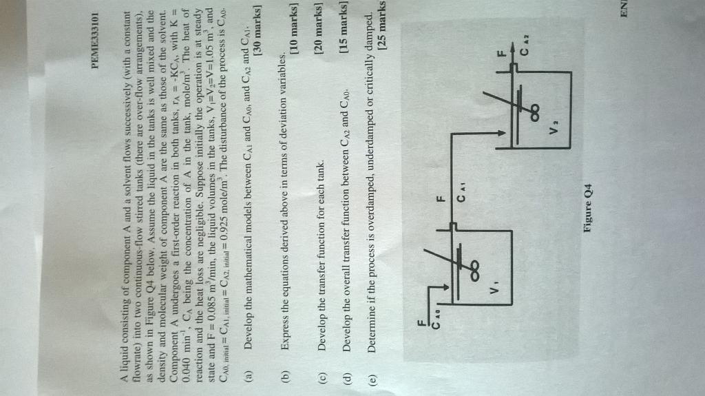 PEME3 33101 A liquid consisting of component