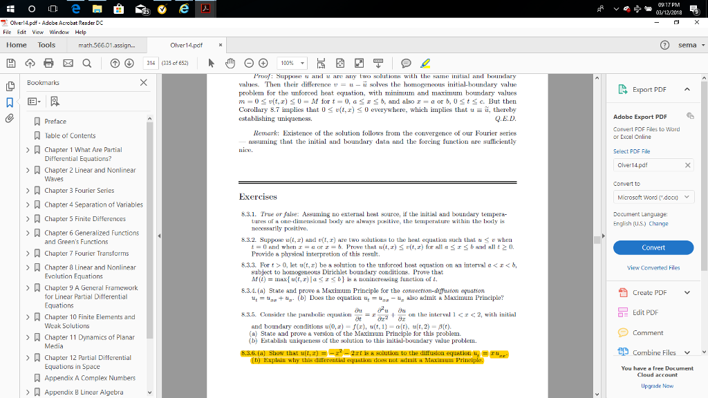 Solved: A V G = 0122018 9 09:17 PM O X O Sema - 9 Export P