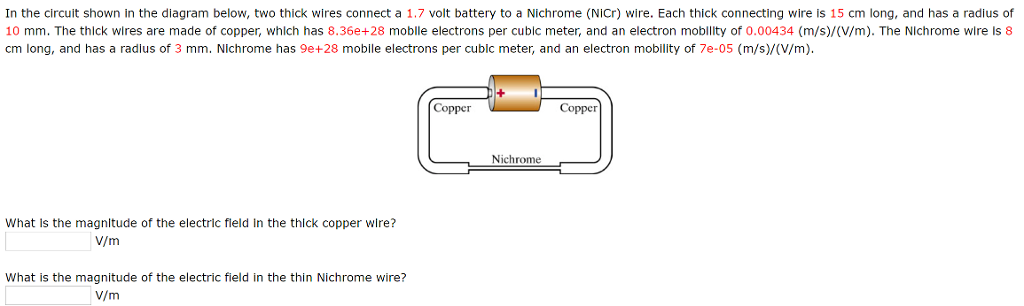 Solved: In The Circuit Shown In The Diagram Below, Two Thi ...
