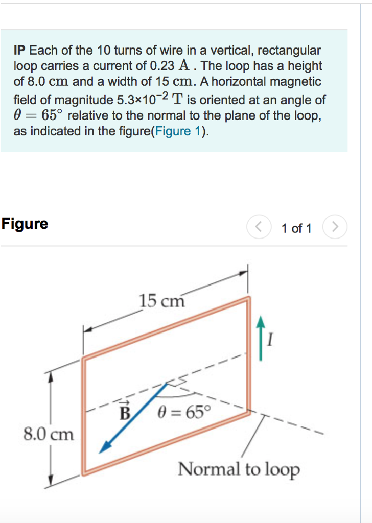 Solved: Part A: Find The Magnitude Of The Magnetic Force O ...