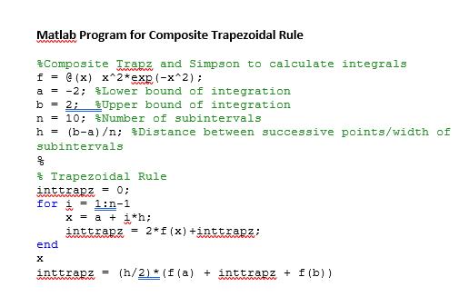 how to create a program using matlab