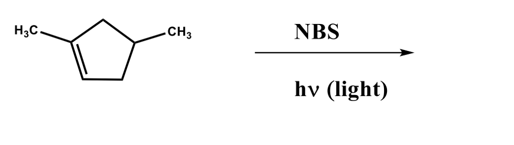 Solved: 【Organic Chemistry】N-bromosuccinimide (NBS) Is A