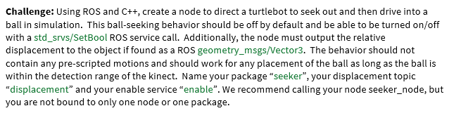 Solved: The Turtlebot Is A Laptop And A Kinect On A Roomba