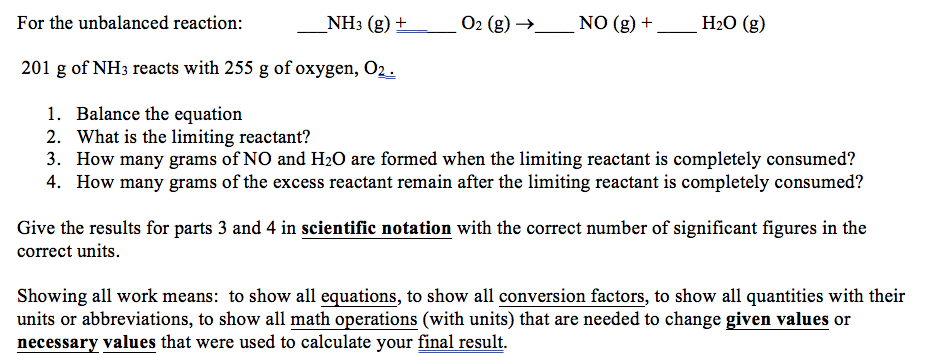 oxygen and significant figures