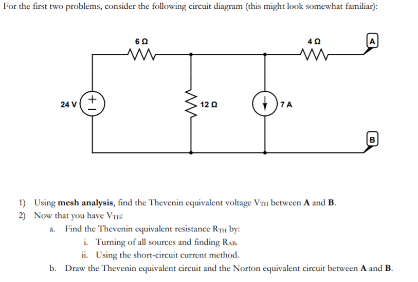 solved for the first two problems consider the following rh chegg com circuit diagram problems solutions circuit diagram problems solutions