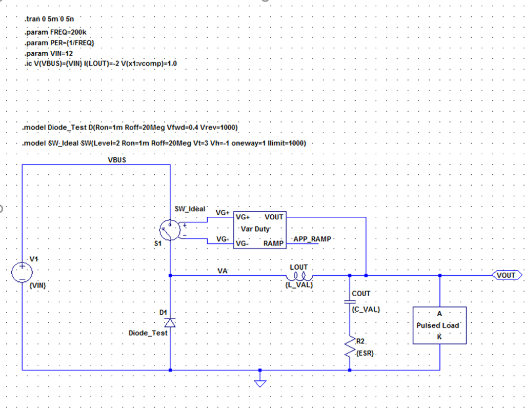 Solved Design A Dc Converter Has 12v Input Vin Low Li To 5v Circuit Question Line Is 10v High 14v And Output