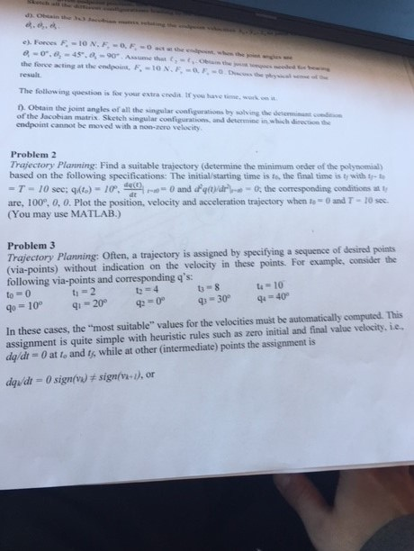 Problem 3 Consider A Third Order Polynomial And Gi