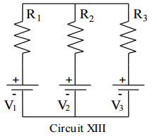 Solved: 1. Draw A Circuit Diagram, Labeling All Voltages A ...