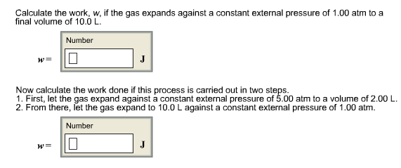 Solved: Consider An Ideal Gas Enclosed In A 1 00 L Contain