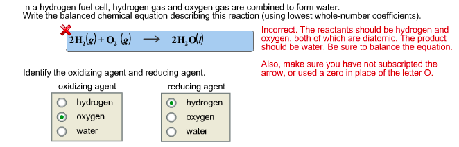 Solved: In A Hydrogen Fuel Cell, Hydrogen Gas And Oxygen G