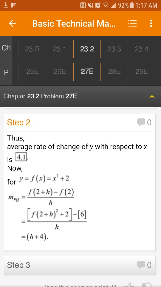Solved: Hey, In The Book Basic Technical Mathematics With