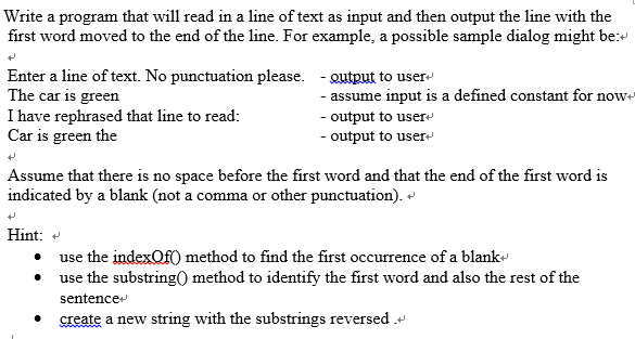 how to write text with line frought