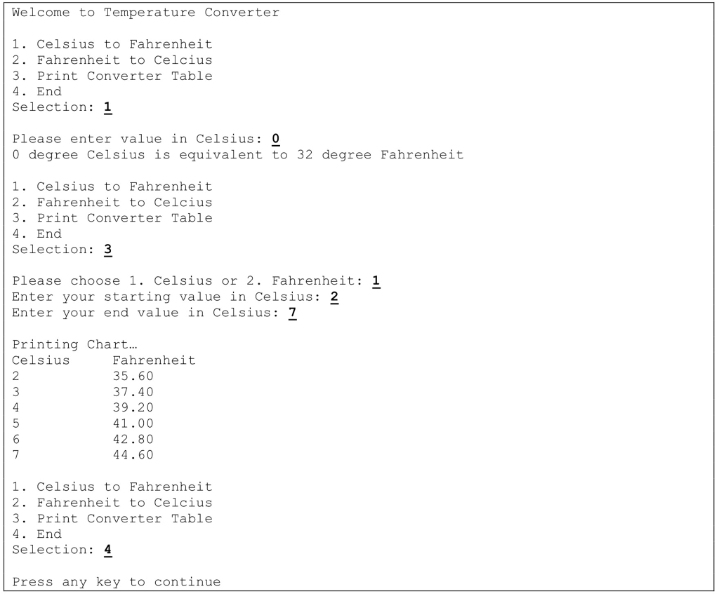 Solved Question C Programming Write A Program That Will