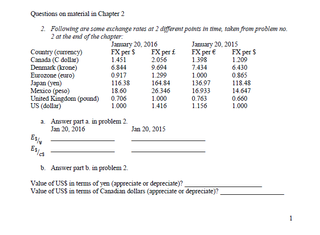 Economics archive february 08 2018 chegg questions on material in chapter 2 2 following are some exchange rates at2 aiferent pomts fandeluxe Images