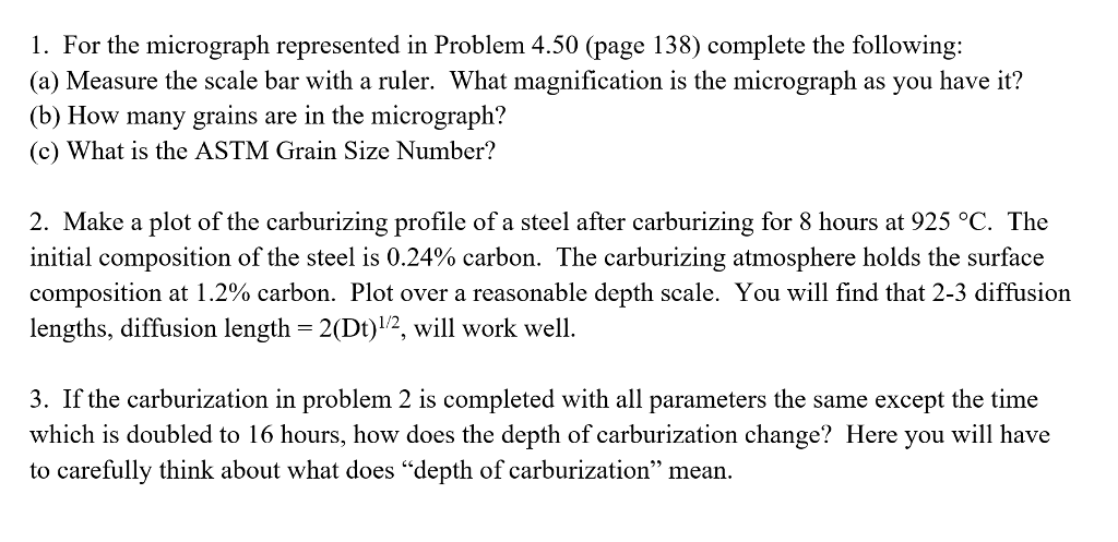 1  For The Micrograph Represented In Problem 4 50
