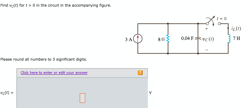 Electrical engineering archive february 26 2018 chegg 1 answer findt for t 0 in the circuit in the accompanying figure fandeluxe Gallery