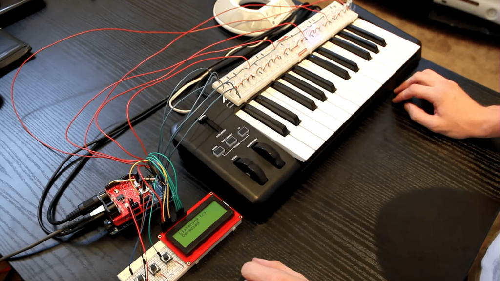 GitHub - tttapa/MIDI_controller: This is a library for