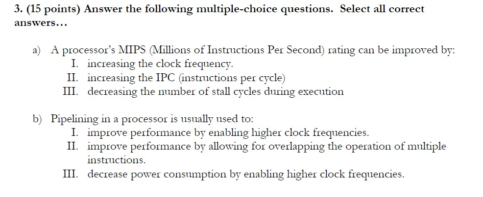 multiple choice questions with answers for gsm Multiple choice questions—also known as fixed choice or selected response items—require students to identify right answers from among a set of possible options that are presented to them.