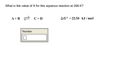 questions of value a reaction In a chemical reaction, the reactants are placed on the left hand side of the reaction equation while the products are placed on the right hand side the 24 kcal of energy shown in the reactants side represents the energy that must be added to the reaction mixture for this reaction to proceed therefore, the value of δh is 24 kcal.