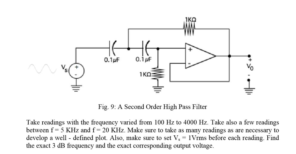 c4daf0240a14 Solved  FREQUENCY RESPONSE OF FILTERS 3.3 (a) Determine Th ...