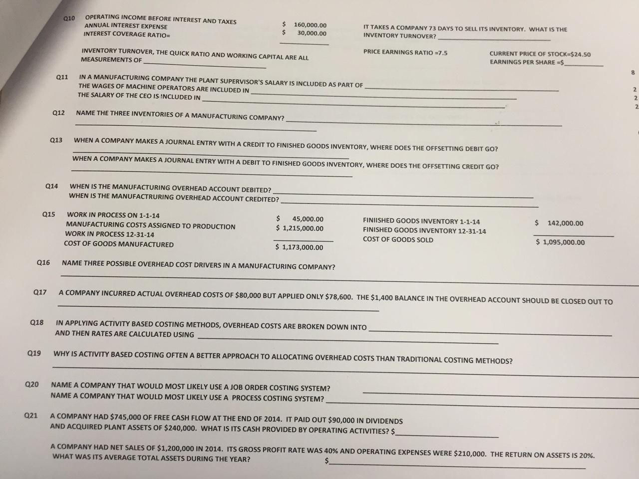 worksheet Eic Worksheet A 2014 all grade worksheets 2014 eic worksheet accounting archive june 16 2015 chegg