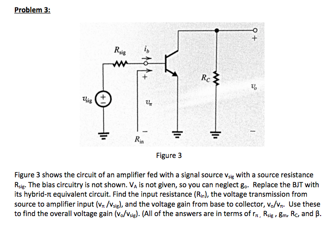solved figure 3 figure 3 shows the circuit of an amplifie determine the equivalent resistance of the circuit in the figure find the equivalent resistance of the circuit shown in the figure