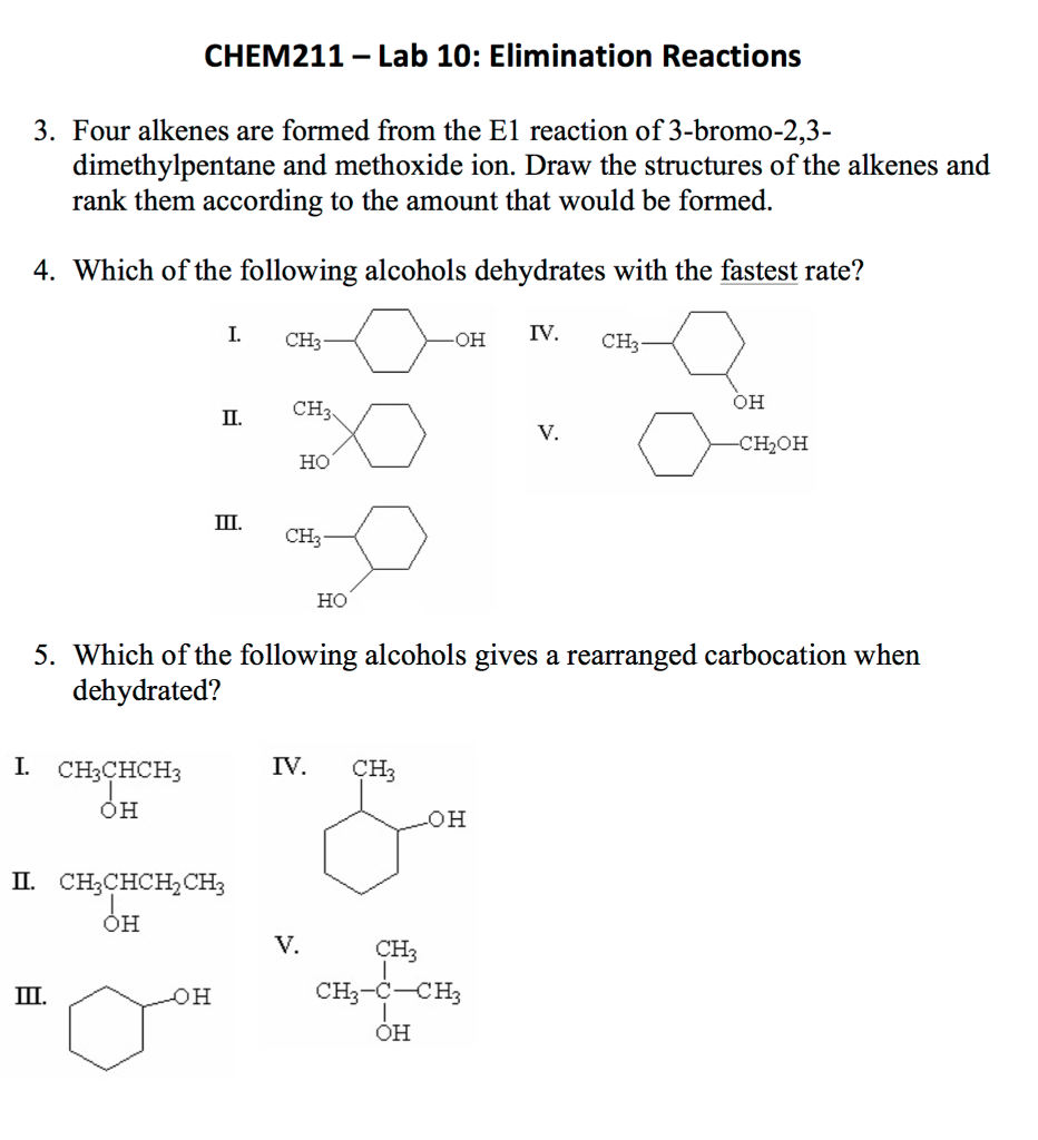 the reaction of butanols with hydrobromic acid lab report Page i-39/ net ionic reactions in aqueous solution check the solubility table in this lab report and hydrobromic acid in water.