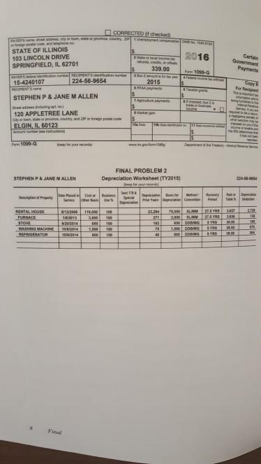 Final Examm Liberty Tax Service Basic In e Tax C