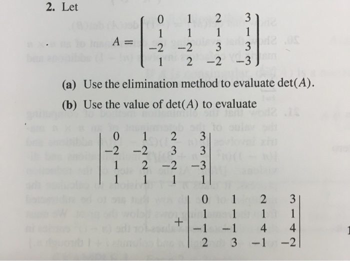 how to use elimination method