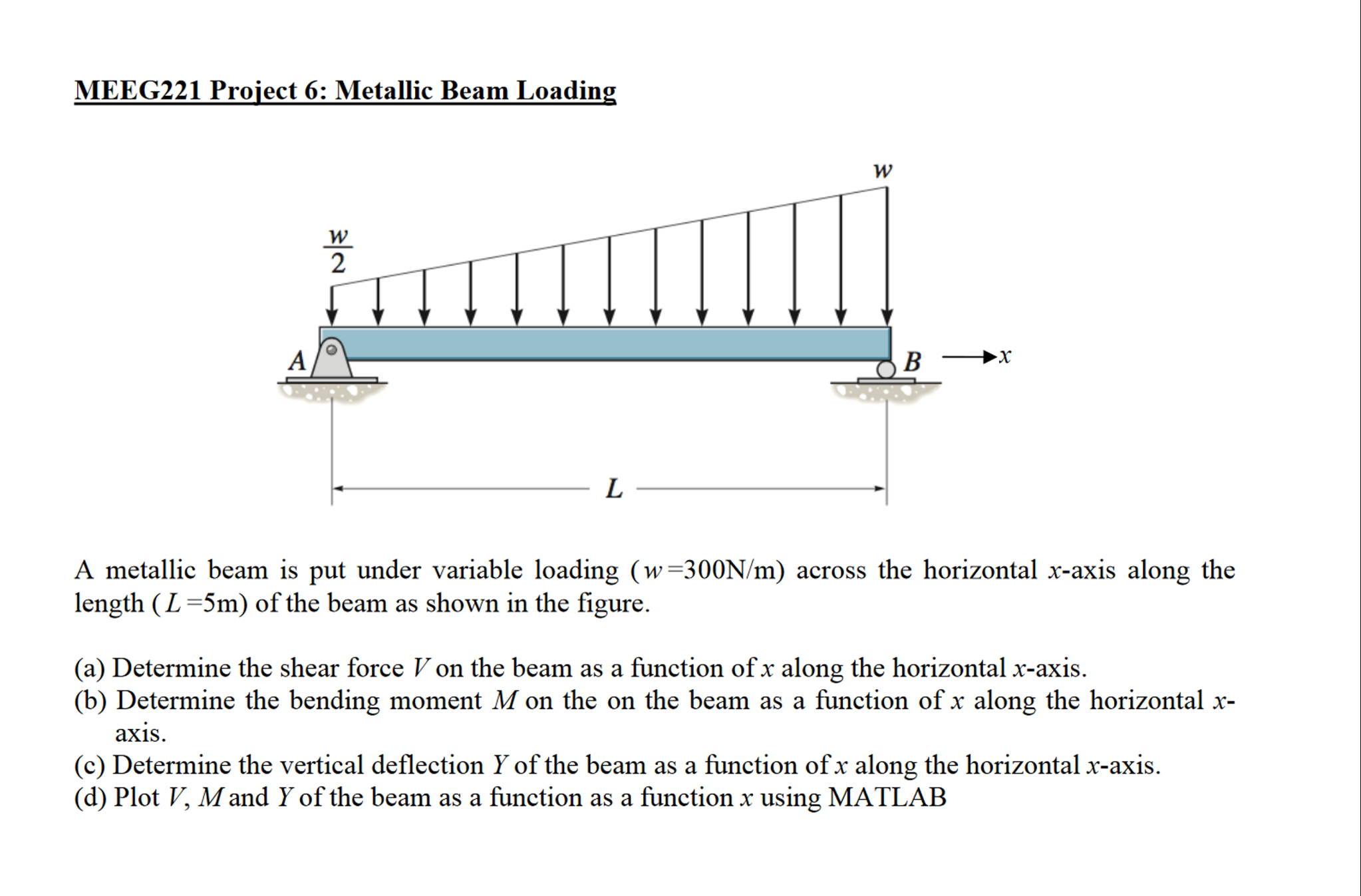 Solved: I Need This Question To Be Answered In MATLAB, Who