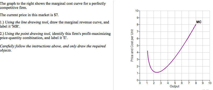 econ costs and perfectly competitive firm Microeconomics 152 di paolo final review suppose a perfectly competitive firm can suppose a perfectly competitive firm faces the following cost and.
