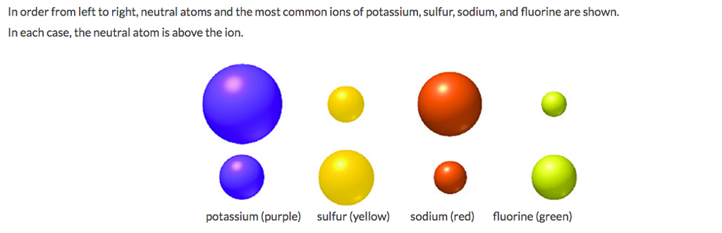 Solved: In Order From Left To Right, Neutral Atoms And The ...
