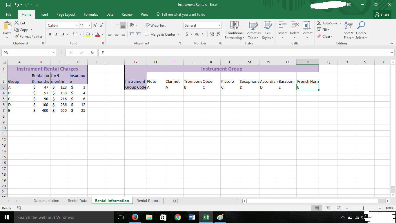 Solved: New Perspectives On Microsoft Excel Tutorial 8 Cas