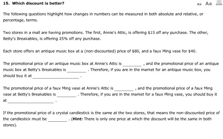 Economics archive january 21 2018 chegg which discount is better aa aa the following questions highlight how changes in fandeluxe Images