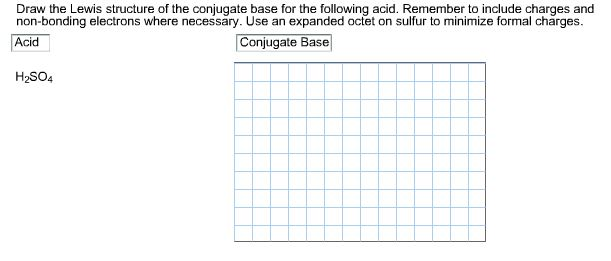 how to find conjugate base