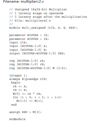 Draw The Functionality Implemented By Verilog Code
