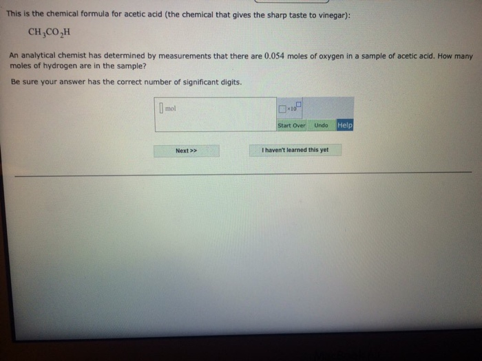chemistry of taste essay